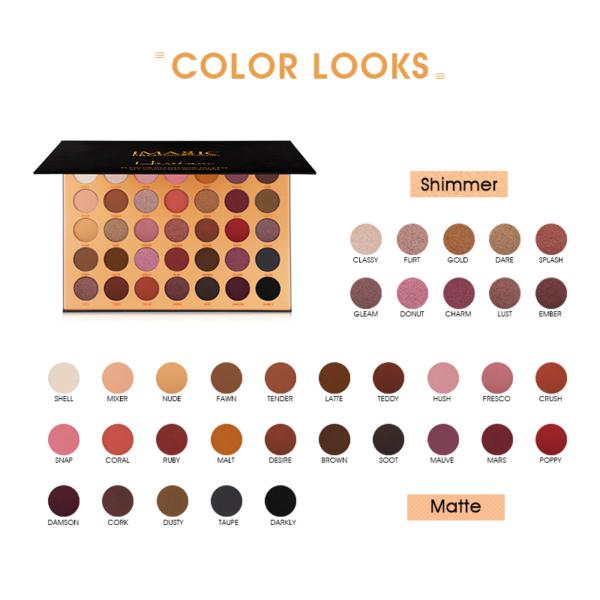 imagic eyeshadow palette